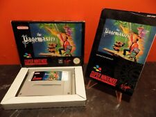 Pagemaster Super Nintendo SNES Boxed Complete PAL GG008