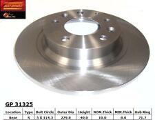 Disc Brake Rotor fits 2006-2011 Mercury Milan  BEST BRAKES USA