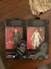 Star Wars Black Serie Padme Amidala & Anakin Skywalker (Padawan)