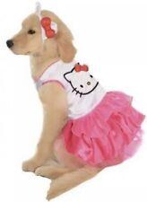 "Rubies Pet Shop Halloween Costume ""HELLO KITTY"" Puppy/Dog LARGE NWT"