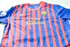 Nike Dri Fit FC Barcelona Leo Messi Jersey XL/2XL 10