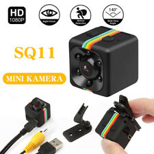 SQ11 Mini Camera Full HD1080P Sensor Night Vision Camcorder Motion DV DVR