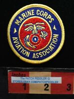 Military Patch MARINE CORPS AVIATION ASSOCIATION 63H