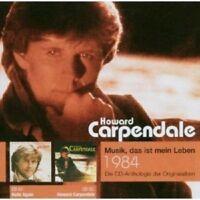 HOWARD CARPENDALE - HELLO AGAIN/HOWARD CARPENDALE 2 CD 38 TRACKS SCHLAGER NEU