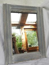 Rustic Style Wooden Frame Mirror - BNIB