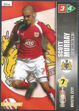 PANINI COCA-COLA CHAMPIONSHIP 2008- #030-BRISTOL CITY-SCOTT MURRAY