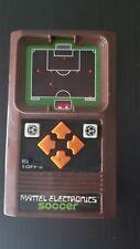 New ListingVintage Mattel Electronics Soccer Handheld Game Electronic Tested Working