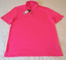 Adidas High Performance Polo Shirt Upf 30+ Men's Size Large Brand New