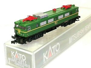 VH - KATO 137-1311 RENFE Eléctrica 269 520-3 verde TOP OVP Escala N