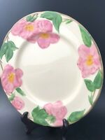 "Franciscan Desert Rose~England~Set of 6 Luncheon Plates~Excellent~9 1/8"""