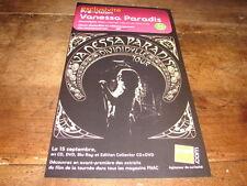 VANESSA PARADIS - PUBLICITE DIVINIDYLLE TOUR !!!!!!!!!!