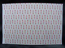 3M RP45 Double Sided VHB Acrylic Adhesive Foam Bonding Sheet 150 x 210mm A5 size