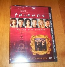 The Best of Friends Season 2 Three TV Classic Comedy 5 Top Episodes NEW & SEALED