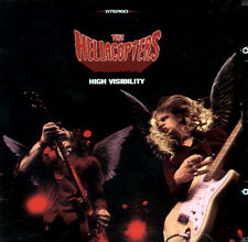 HELLACOPTERS High Visibility CD NEW PROMO PUNK ROCK ENTOMBED