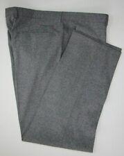 Men's Harry Brown Grey Textured Trousers (40S).. Sample 5115