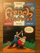 French Ticklers #1 VF/NM Kitchen Sink Comix