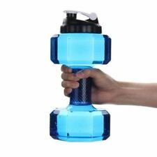 2.2L Portable Dumbbell Sports Travel Water Bottle