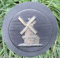 Gostatue MOLD abs plastic windmill stepping stone concrete mold plaster