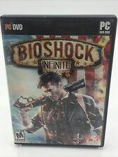 ✅ Bioshock - Infinite - 3 Discs + Manual (PC 2013)