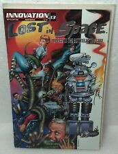 """INNOVATION Silver Edition """"LOST IN SPACE"""" #13 Aug '93 NM/VF w/card attached"""