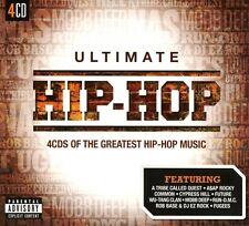 ULTIMATE...HIP-HOP - TYLER THE CREATOR, A$AP ROCKY, PETEY PABLO  4 CD NEU