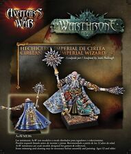 Avatars of War: Cirlean Imperial Wizard - aow86 -Warhammer Character - Empire