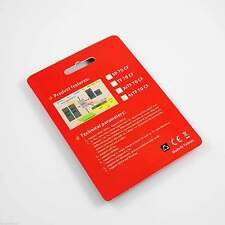 New Extreme Compact Flash Card Adapter Sd Sdhc Sdxc Wifi Eye-fi Sd to Type I Cf