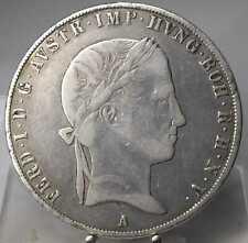 1 Taler 1839 A, Ferdinand I., Wien, Silber