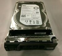 "Dell 4TB 7.2k 3.5"" SAS 12G Hard Drive HDD XWM1W In PowerEdge / PowerVault Caddy"