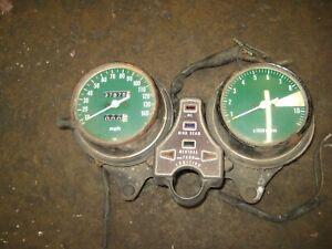 Honda CB750 sohc clocks rsc