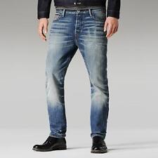 "G-Star Raw Herren Blades Tapered Jeans 30"" x 32"" Bnwt Lexicon Denim Medium Aged L"