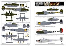 Kits-World 1/72 P-38 Lightning # 72055