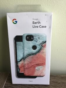 Google Pixel 2 XL Earth Live Case - River New in Box.