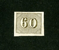 Brazil Stamps # 25 jumbo OG LH Scott Value $100.00