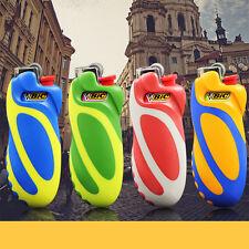 2PCS Plastic and nylon BIC lighter case holder for BIC mini lighter,BF2