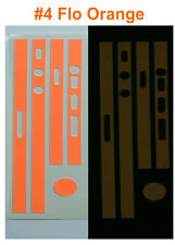 iPhone 5 - Matte Glow in the Dark Edge Wrap Skin Sticker - Choice of 6 Colours