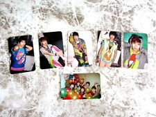 SHINee Replay 1st Press Limited Complete 6 Photocard Card Sets Japan Products