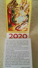 CINQUE PANI D'ORZO. CALENDARIO 2020 9788895060552 Fraternità Gesù Risorto TAVODO