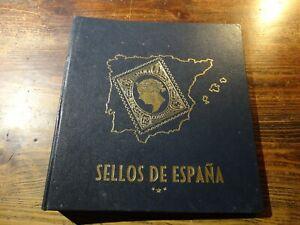 Timbre Espagne album  Philos 1976 à 1979 timbres neuf**