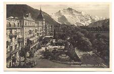interlaken hotel viktoria und jungfrau