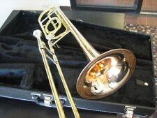 "DEMO Conn 52H ""ARTIST"" trombone with F-attachment, MINT!"