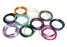 Assorted Craft Modelling Wire (10x 1m Lengths)