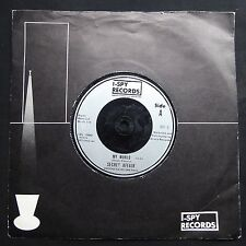 "SECRET AFFAIR My World / So Cool I-SPY Company Sleeve UK Original 7"" 45 EX MOD"