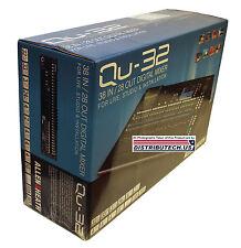 Allen & and Heath QU-32 qu32 38 In / 28 Out Digital Mixer QU32