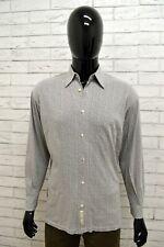 Camicia Uomo LEVIS Taglia M Maglia Shirt Maglietta Cotone Polo Slim Fit Floreale