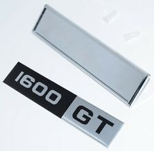 """Ford Escort MK1 Front Wing Badge """"1600 GT""""  NEW!"""