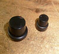 Sony TC- WR521 Dual Tape Cassette Deck * Original Front Knobs