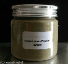 Ambrosial 200gm Neem Leaves Power Natural Antifungal Antibacterial from India