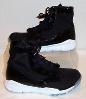 "New Nike SPACE JAMS SFB 6"" SP Black Mens US Size 8 UK 7 EUR 41 Jordan"