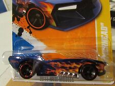 Hot Wheels Hammerhead 2011 New Models Blue Designed by Dale Jr
